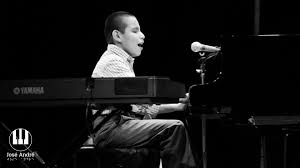 Blind Piano Player Jose Andre U2013 Official Website