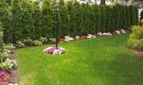 corner lot landscaping ideas outdoor goods