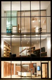Glass Wall House by House Of The Month Scandinavian Modernism In The Midwest