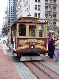 San Francisco Streetcar Map List Of San Francisco Municipal Railway Lines Wikipedia