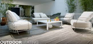 Outdoor Modern Furniture by Outdoor Seating Linea Inc Modern Furniture Los Angeles