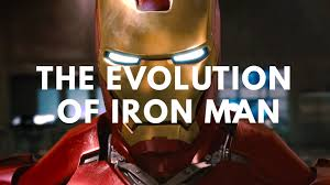 the evolution of iron man in television u0026 film youtube