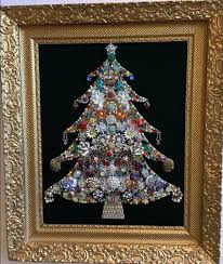 Christmas Tree Store Taylor Michigan - costume jewelry christmas trees 17 glittery glamorous photos
