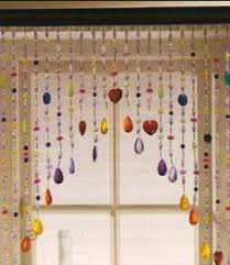 beaded curtain beaded curtains pinterest girls window and