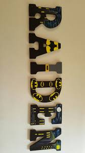 wooden batman letters wooden batman letters pinterest batman