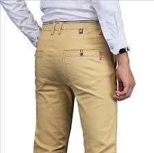 2017 wholesale mens slim fit dress pants plus size formal pants