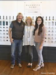 spending a morning with chip and joanna gaines southern hospitality