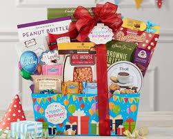 happy birthday gift baskets happy birthday gift basket at wine country gift baskets