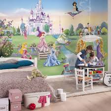 disney princess castle photo wall mural play disney princess castle photo wall mural