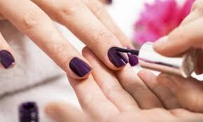 shellac manicure u0026 spa pedicure eden of ashburn salon u0026 spa