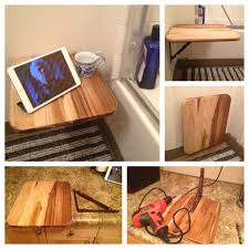 Zep Floor Wax On Camper by A Folding Shelf To Hold My Ipad And A Drink For When I Take A