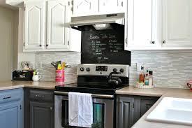 kitchen backsplash white cabinets dark floors with 41 interior