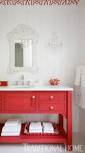 Colorful Bathroom Vanities Be Inspired To Paint Your Bathroom Vanity A Non Neutral Color