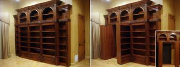 house plans with hidden safe rooms