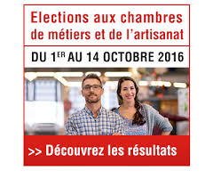 chambre des metiers aisne cma02 les résultats suite aux élections du 14 octobre 2016