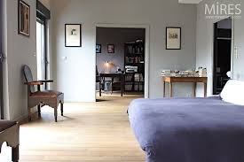 chambre gris bleu grande chambre gris bleu c0476 mires