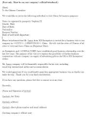Uk Visa Letter Of Invitation Business Uk Visa Letter How To Write A Letter Of Invitation For Visa