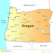 map of oregon portland reference map of oregon usa throughout united states portland at