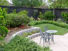 exterior cute beautiful landscaping backyard ideas contemporary