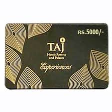 hotel gift certificates send taj gift vouchers to india the taj hotel gift certificates