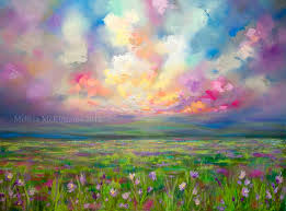 Abstract Landscape Painting by Best 25 Landscape Paintings Ideas On Pinterest Landscape Oil