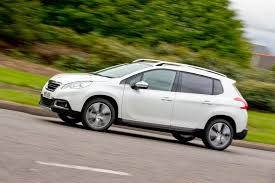 peugeot 2008 crossover peugeot 2008 by car magazine