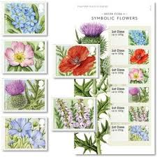 mail flowers 127 best sts images on postage sts the postal