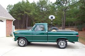 Old Ford Truck Colors - the 1970 ford truck