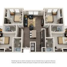 3 Bedroom Apartments In Md 3 Bed 3 Bath Apartment In College Park Md Mazza Grandmarc