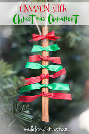 cinnamon stick christmas ornaments christmas ornament cinnamon
