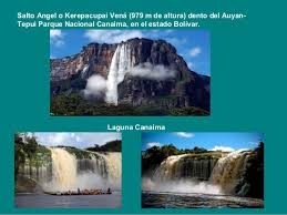 imagenes monumentos naturales de venezuela patrimonio natural en venezuela