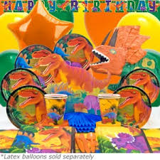 dinosaur birthday party supplies dinosaur birthday party theme themeaparty
