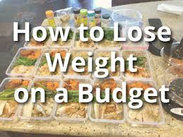 how to lose weight on a budget nottingham credit union