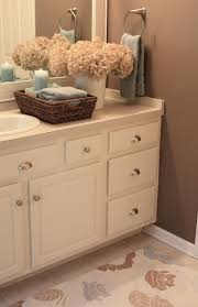 blue and brown bathroom ideas brown and blue bathroom humble home bathroom
