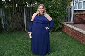 navy maxi dress the plus size navy maxi dress that ll make you say wow what