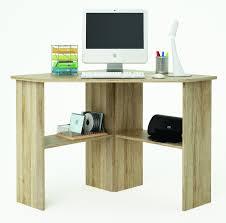 bureau ordinateur angle bureau informatique d angle acacia lestendances fr
