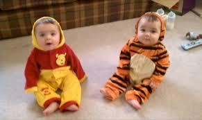 Tigger Halloween Costume Toddler 20 Funniest Costumes Twin Kids Wear Halloween