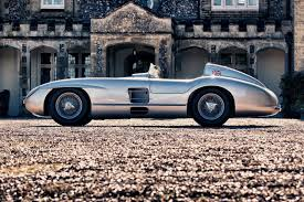mercedes auction auction house will sell a mercedes 300 slr recreation