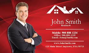 Realtor Business Card Template Real Estate Agent Business Card Design 106021