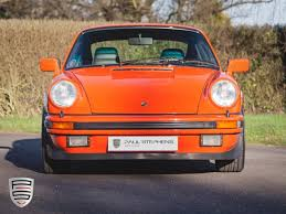 porsche 911 orange used porsche 911 carrera 3 0 1977 paul stephens