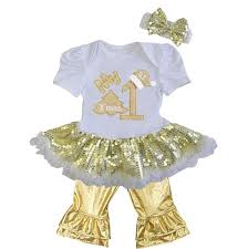 my christmas baby girl baby girl 1st christmas white and gold