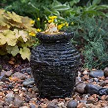 Aquascape Water Features Amazon Com Aquascape 98921 Leaning Vase Water Fountain Kit With