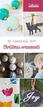 35 beautiful diy handmade christmas ornaments