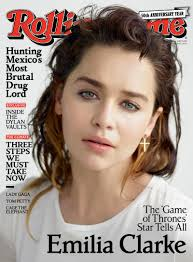 emilia clarke says being a woman in hollywood is u0027like dealing