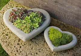 zauberschalen gartendeko aus beton deko garden pinterest
