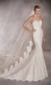 two color wedding dress pronovias princia 2 000 size 10 un altered wedding dresses