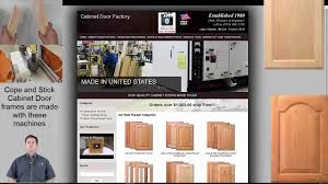 Kitchen Cabinets Door Replacement Fronts by Kitchen Cabinet Doors Replacement Youtube