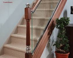 Glass Banister Kits Axxys Clarity Glass Look Balustrade Ideas Staircase Ideas