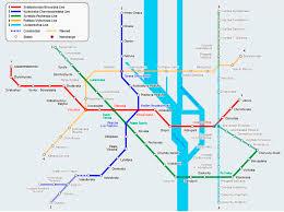 Kiev Map Map Of Kiev Metro Underground My Files File Catalog