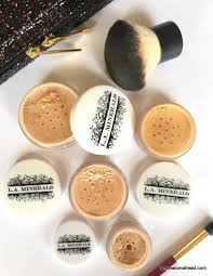 why you should try l a minerals makeup the season ahead